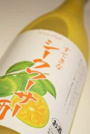 すてきなシークワーサー酒 麻原酒造(1.8L ) 埼玉県 ギフト 宅飲み 家飲み