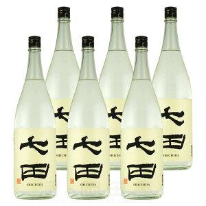 七田 吟醸酒粕焼酎 1800ml 6本 米焼酎 天山酒造
