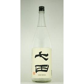 七田 吟醸酒粕焼酎 米焼酎 1800ml 宅飲み 家飲み