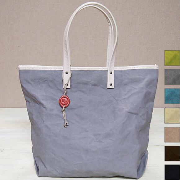 【7色から選べます】PEARL FISHER(パール フィッシャー) 帆布キャンバス ショルダートートバッグ [PF2015] かばん作家・さいしゅうさつき 手縫い 手ぬいステッチ 鞄 日本製 国産