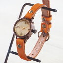 """【文字盤の木製パーツが選べます】vie(ヴィー) 手作り腕時計 """"simple wood -シンプルウッド-"""" Sサイズ (レディース) [WB-045S] ハンドメイドウォッチ・ハンドメイド腕時計"""