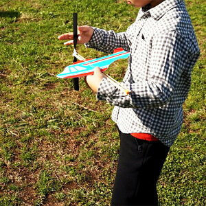 SkyHeli(スカイヘリ)/夏休み工作キット自由工作自由研究手作り工作低学年高学年小学校実験観察ゴム