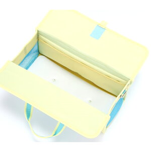 絵の具セット(水彩絵の具)LetterFromOcean(レターフロムオーシャン)水色/黄色おしゃれでかわいい小学生女の子向け