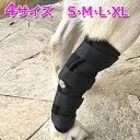 犬 関節 サポーター 膝 踵 ロング プロテクター 脚 サポート 捻挫 関節炎 予防 傷口 手根 足根 保護 二次感染 術後 リ…