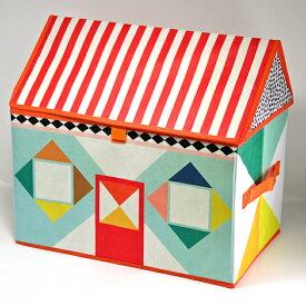 おもちゃ箱 「トイボックス ハウス」 おしゃれ ベビー用 おもちゃ入れ 収納 ボックス おもちゃ