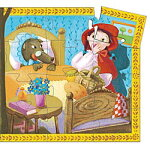 |シルエットパズル赤ずきんちゃん|パズル知育玩具