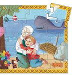|シルエットパズルピノキオ|パズル知育玩具