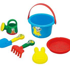 砂遊び6点セット 「ロディ バケツセット」 お砂場セット 赤ちゃん お風呂 おもちゃ 水遊び