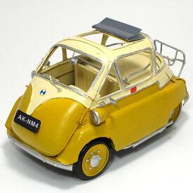 ブリキ製 ヴィンテージカー「キャビンカー」ブリキ おもちゃ アンティーク レトロ 車 雑貨 インテリア ブリキのおもちゃ