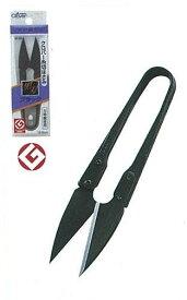 クロバー 糸切はさみ ブラック 黒刃 36-395 Clover クローバー 手芸用品
