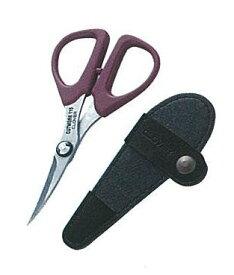 \当店通常価格5%オフ/クロバー カットワークはさみ ソリ刃115 11.5cm 36-668 Clover クローバー 手芸用品
