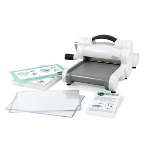 Sizzix シジックス ビッグショット ダイカットマシン / Big Shot Cutting and Embossing Roller Style Scrapbooking Die-Cut Machine