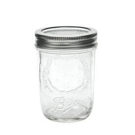 ボールメイソンジャー レギュラーマウス 240ml / Ball Mason Jar Regular Mouth 8oz