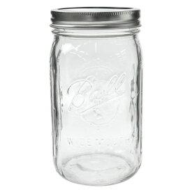 ボールメイソンジャー ワイドマウス 940ml / Ball Mason Jar Wide Mouth 32oz