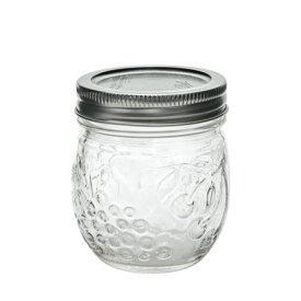 ボールメイソンジャー レギュラーマウス ジャムジャー 240ml / Ball Mason Jar Jam Jar Regular Mouth 8oz