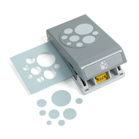 EKサクセス クラフトパンチカッター ラージ [コンフェッティドット] / EK Punch Lg Confetti Dots
