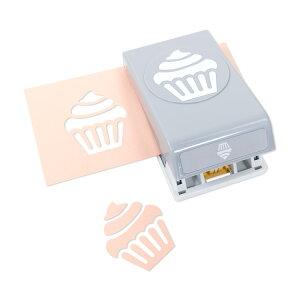 EKサクセス クラフトパンチカッター ラージ [カップケーキ] / EK Punch Large Cupcake