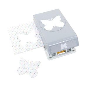 EKサクセス クラフトパンチカッター ラージ [バタフライ] / EK Punch Large Butterfly
