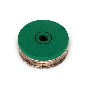 [ハンドプレス機専用] 13mm くるみボタン用 ファブリック&レザーカッター