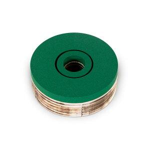 [ハンドプレス機専用] 18mm くるみボタン用 ファブリック&レザーカッター
