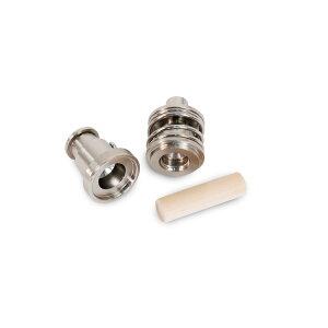 くるみボタン18mm 金型セット [厚い素材用] ( ハンドプレス機用 )