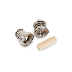 くるみボタン22mm 金型セット [厚い素材用] ( ハンドプレス機用 )
