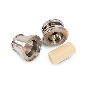 くるみボタン38mm 金型セット [厚い素材用] ( ハンドプレス機用 )