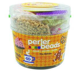 【輸入版】パーラービーズ バケットキット 8500ピース [ベーカリー] / Perler Fused Bead Kit Bucket, The Bakery 8500pc