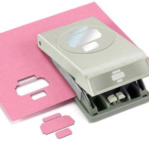 EKサクセス クラフトパンチカッター ラージ [フォトラベル]/ EK Punch Large Photo Labels
