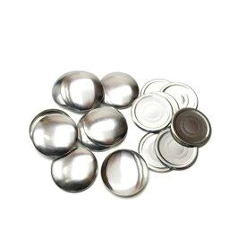 48mm くるみボタン( 足なしタイプ ) 50個