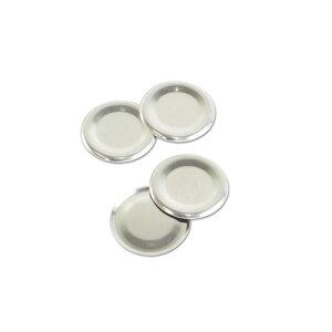 29mm くるみボタンバックパーツ( 足なし )のみ 10個