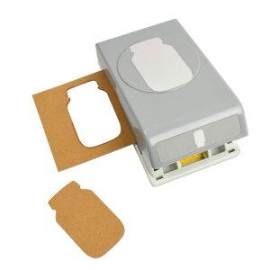 EKサクセス クラフトパンチカッター ラージ [メイソンジャー]/ EK Punch Classic MasonJar