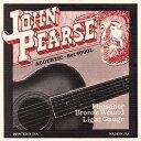 JOHN PEARSE(ジョンピアース) フォスファーブロンズ弦 600L(ライト)