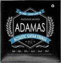 Ovation(オベーション) の弦 adamas(アダマス) スーパーライトゲージ 1749E  011−052