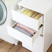 引き出しは小物やタオル着替えの収納に便利です