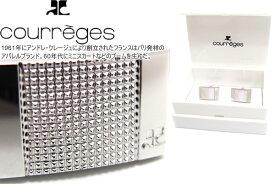 courreges クレージュ GRAINY CUFFLINKS グレイニーカフス【送料無料】【カフスボタン カフリンクス】【ブランド】