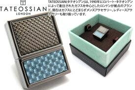 TATEOSSIAN タテオシアン GUNMETAL USB PINS ガンメタルUSBピンズ【タテオシアン正規取扱】【送料無料】【ラペルピン スタッズ】【ブランド】