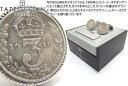 【2020AWモデル】TATEOSSIAN タテオシアン NOVELTY SPINNING COIN RHODIUM CUFFLINKS ノベルティ スピニングコインカ…