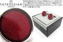 【期間限定ポイント10倍】TATEOSSIAN タテオシアン ICE TABLET RED CUFFLINKS アイスタブレットカフス(レッド)【タ…