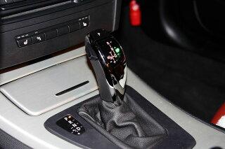 BMW3シリーズセダン(E90)用SルックLEDシフトノブB90クローム右ハンドル