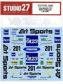 1/24 MAZDA 787 #201 ArtSports LM 1990