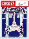 """1/24 PORSCHE 962C """"PRIMAGAZ"""" LM'90"""
