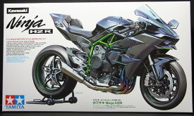 カワサキ Ninja H2R【タミヤ 1/12オートバイシリーズ】