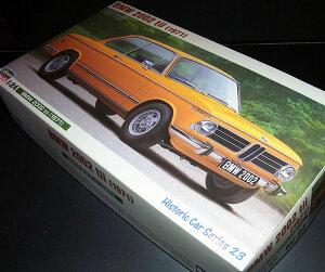 1/24 BMW 2002 tii【ハセガワ HC23】