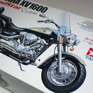 1/12 ヤマハ XV1600 ロードスター カスタム【タミヤ オートバイシリーズ No.135 ITEM14135】