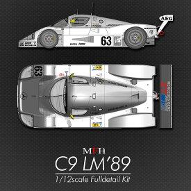1/12 C9 LM'89【MFH K733】