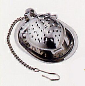 ティーストレーナー イチゴ 18-8ステンレス(茶こし・茶漉し)