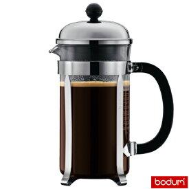 bodum/ボダム フレンチプレス コーヒーメーカー シャンポール 8カップ用 1.0L 1928-16 7-1846-0203_ES