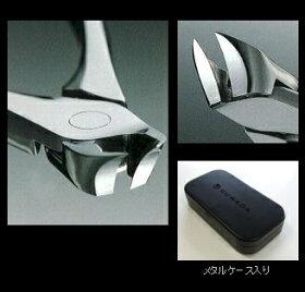 <SUWADA>爪きりクラシックSメタリックケース入り<諏訪田製作所>