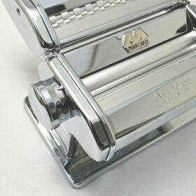 【あす楽】アトラスパスタマシンATL-150(1.5・6.5mmカッター付)マルカート社(伊)539-09_ET